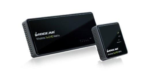 Iogear GWHDMS52 Wireless 5x2 HD Transmitter